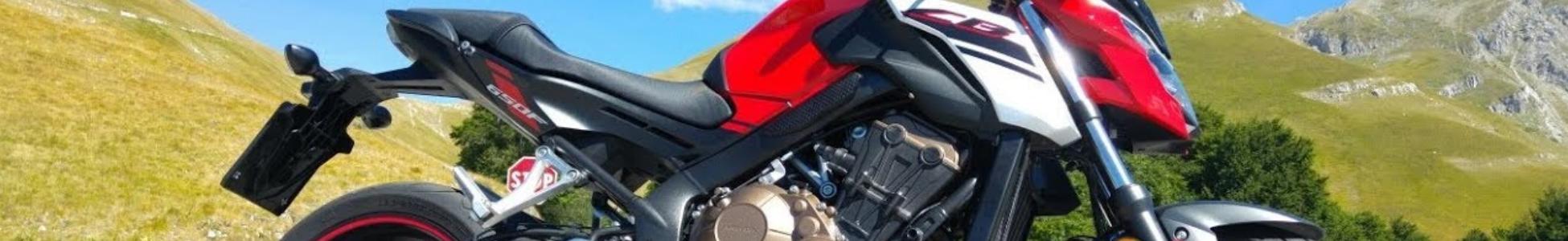 Novo Motociclo Honda CB650F - Categoria A